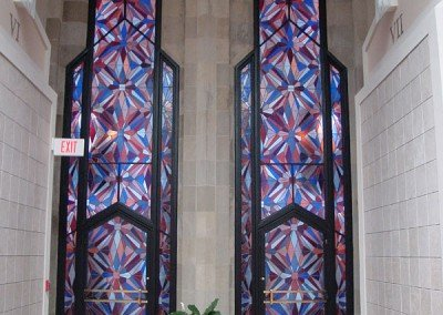Tulsa Stained Glass Project