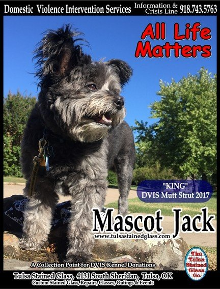 Jack Supports DVIS - All Life Matters