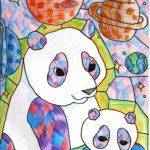 galaxy pandas