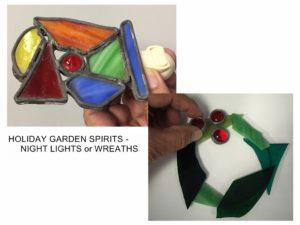 Garden Spirit holiday class