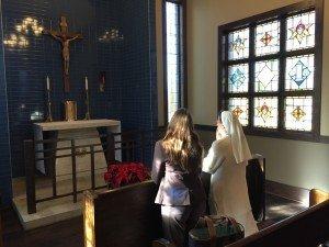 Tulsa Stained Glass Repairs Catholic Charities Porta Caeli House