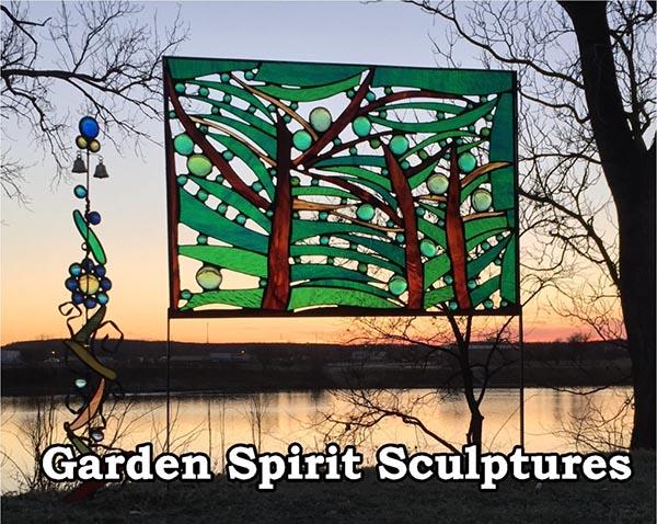 Garden Spirit Sculptures