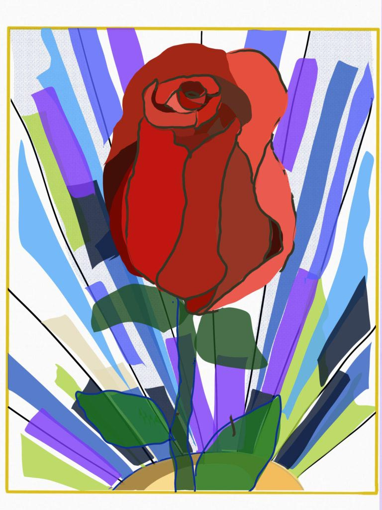 Rosebud by Tulsa Paint Palette