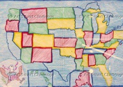 united states - art smart challenge