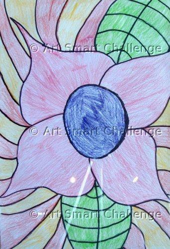 flower - art smart challenge 2015