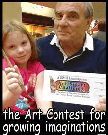 robert & natallie - Art Smart Challenge