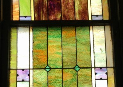 vernon baptist Stained Glass