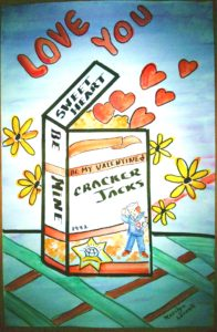 Cracker Jack - Stained Glass Project