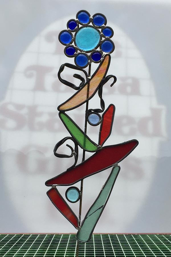 Mini Spirit Stick Garden Sculpture
