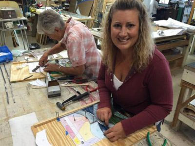 Beginner Stained Glass Class