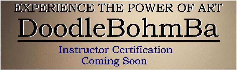 DoodleBohmBa instructor certification class TCC