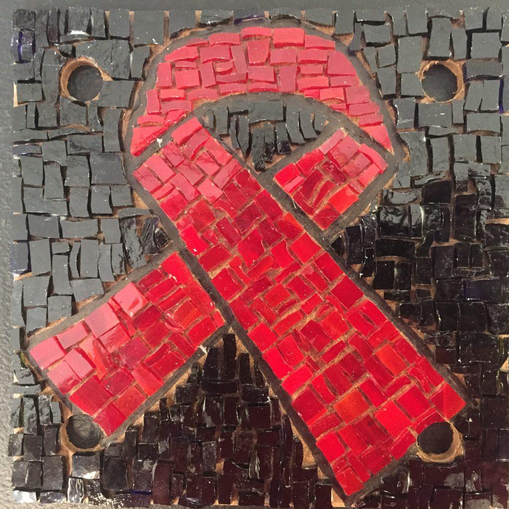 Ribbon Mosaic