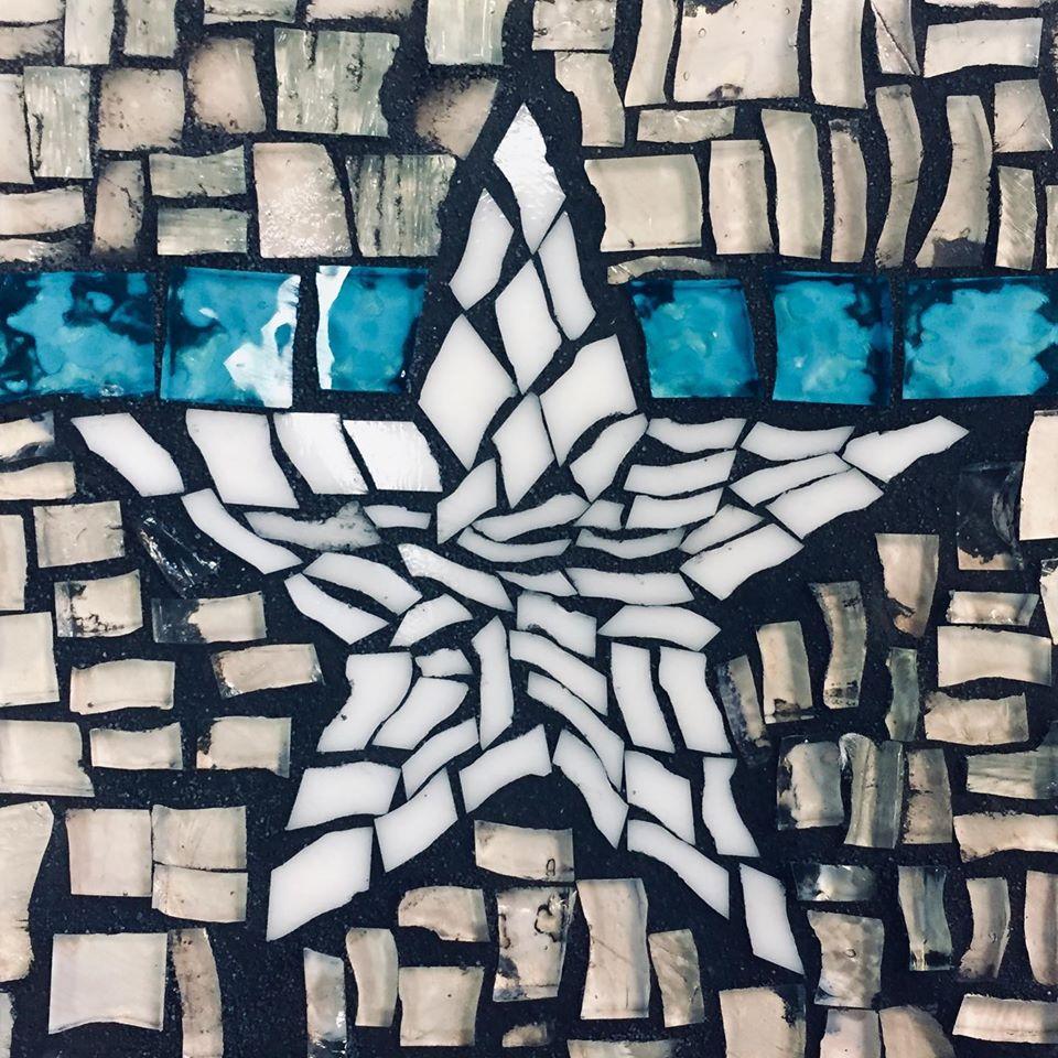 Star of Hope 2-Pack Mosaic