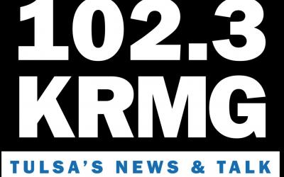 Tulsa Stained Glass on KRMG Radio's Senior Class Program