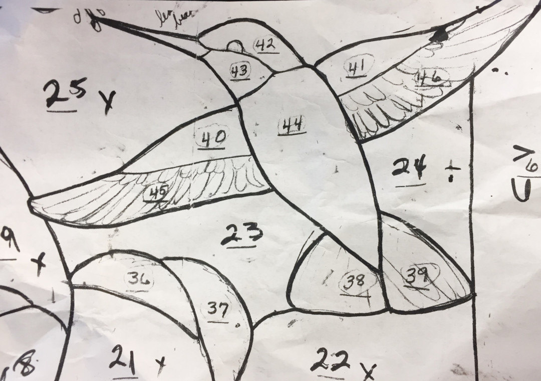 hummingbird design